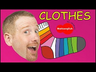 Getting Dressed + TIPS for teachers from Steve / English Stories for Kids