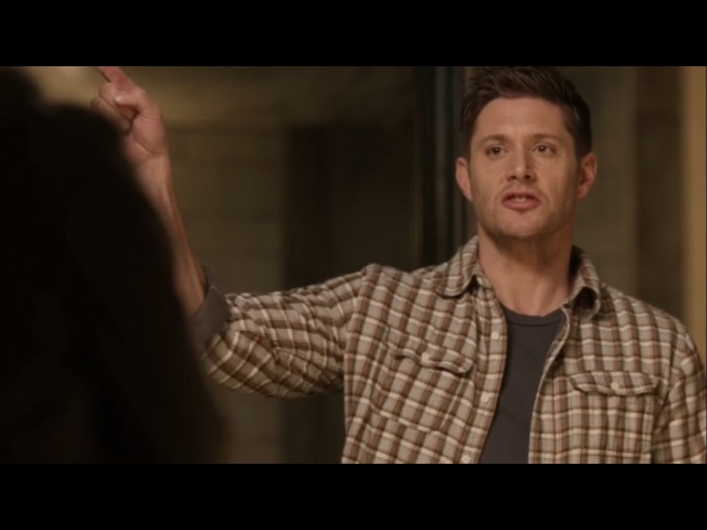 Supernatural 12x14 Dean to Mary, So, theres the door