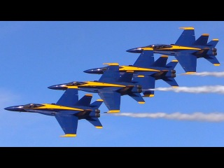 2017 Blue Angels NAF El Centro Air Show