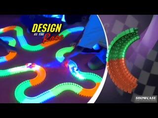 светящийся конструктор Magic Tracks