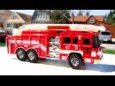 Мультик про машинки. Пожарная Машина и Полицейская Машина в Мультфильмах для детей