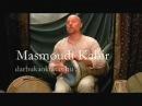 Gabor Ölvedi percussionist plays darbuka wahda maqsoum saidii nubian masmoudi kabir