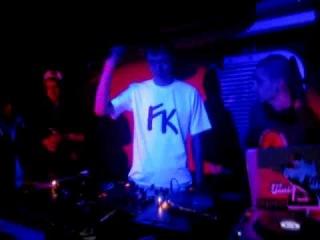 Contract Killers & Choke - Dvijuha @ Pin Up Vol1 [2010-03-19]