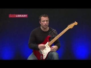 Lick Library - The Art of Improvisation by Rick Graham
