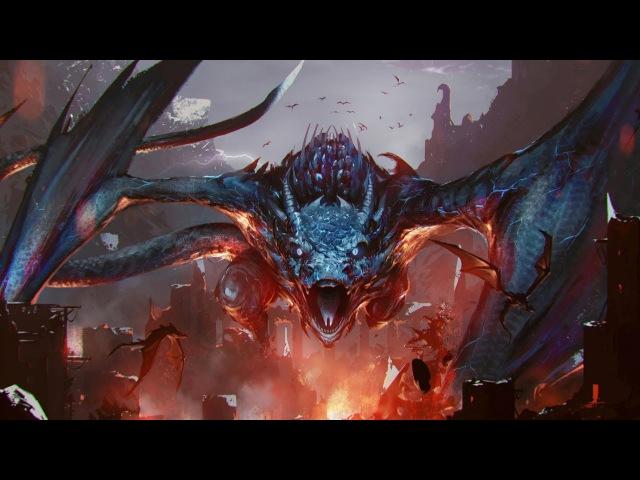 DRAGON'S WRATH Intense Dark Apocalyptic Battle Mix 1 Hour Epic Music