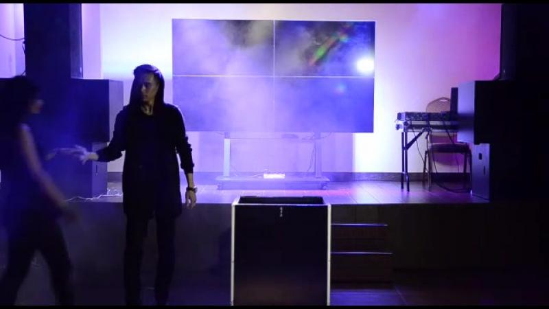 Illusion show Torekhan Zhumanov