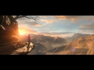 Живые Обои - Rise of the Tomb Raider - Заброшеный город