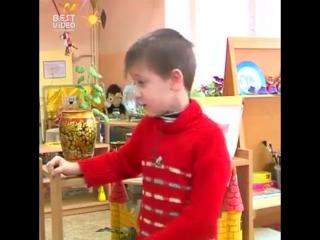 Интеллект у мальчика не для его возраста