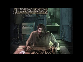 "(Thrash Metal). ГРОБОВАЯ ДОСКА - ""Порча"" (2017) [Full Album]"