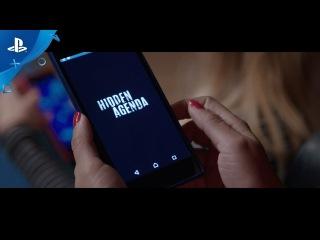 PlayLink - Hidden Agenda Launch Trailer | PS4