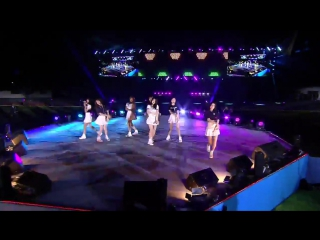 · Perfomance · 170922 · OH MY GIRL - Coloring Book + A-ing + Windy Day + Liar Liar  · 28th Gyeongsangnam-do Festival ·
