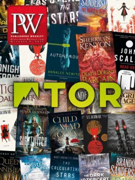 Publishers Weekly October 9 2017