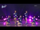 Laboum - Journey To Atlantis Hwi Hwi @ 2017 Dream Concert in Pyeongchang 171111