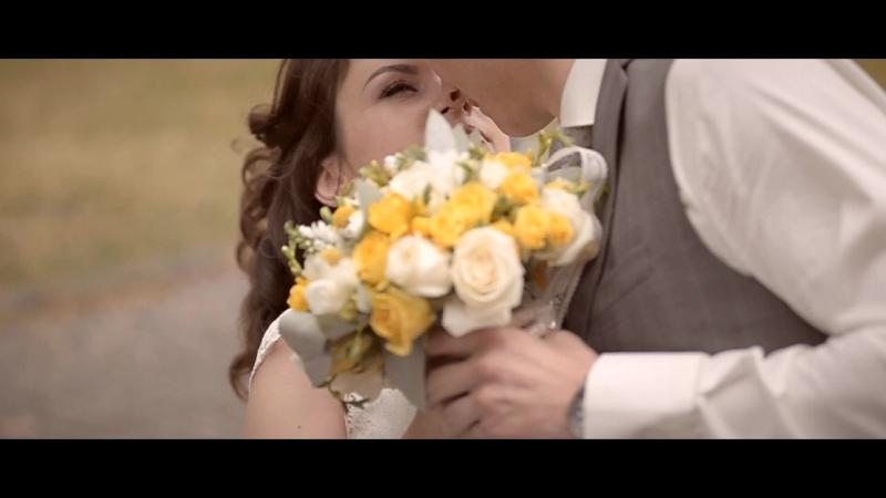 Тизер свадебного видео Оксаны и Кости