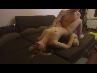 She screams no more! great sex with multiple shaking orgasms and squirt