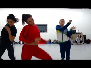 Jade chynoweth / a$ap ferg - plain jane remix ft. nicki minaj / хореография janelle ginestra