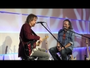 Warren DeMartini Q A at the Music Zoo 2017