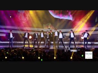 fancam 181020 NCT 127 - Come Back + Regular @ Busan One Asia Festival 2018
