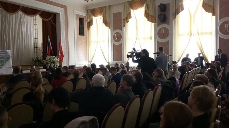 Слушания по документации для строительства 2 х мусоросжигающих заводов в производственной зоне Каменка Выборгского р на СПб 3