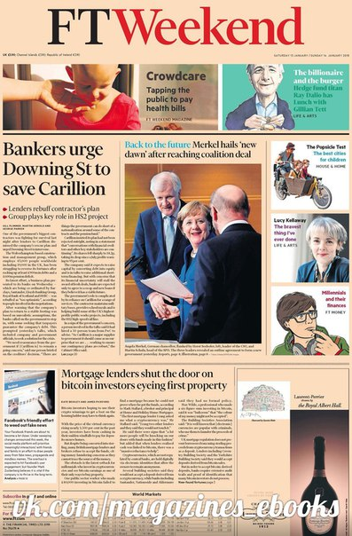 Financial Times -Jan 13, 2018