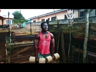 African monsters in real life