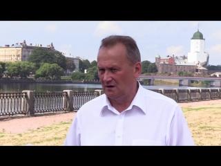 Подняли из руин: ко дню рождения Ленобласти в Выборге восстановили шведский каземат. ФАН-ТВ