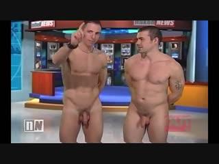 Mins -unfortunately the naked news program