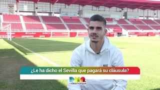 André Silva Habla sobre su Futuro en el Sevilla FC