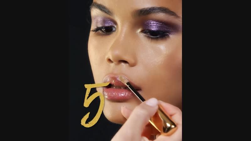 Праздничный образ в стиле Marc Jacobs Beauty