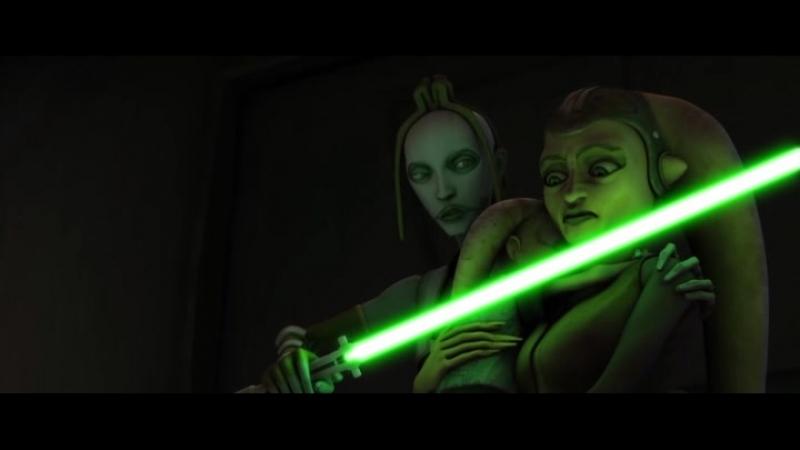 войны клонов 2 сезон 11 серия часть 4