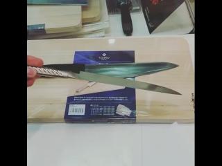 Сверхгибкий филейный японский нож