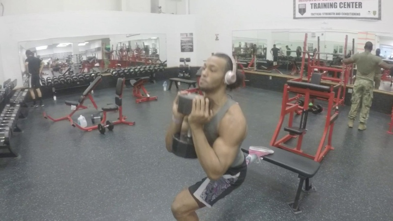 8 Leg Workouts for Strength Explosiveness l Devonte Wilson l