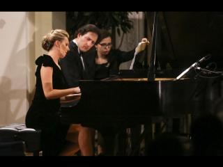 Мэри Энн Хантсман - C. Рахманинов. Концерт №2 для фортепиано с оркестром (1 часть)