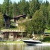 Коттеджный поселок Tahko-Tours в Финляндии