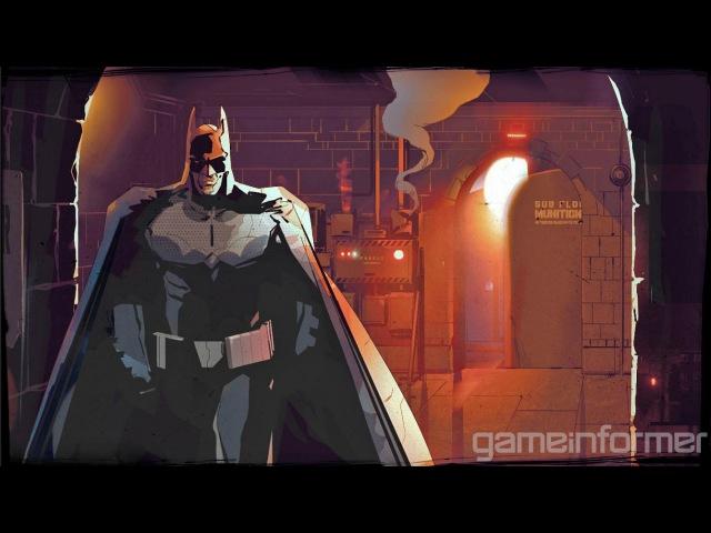 Трейлер игры Batmen Archem Origin