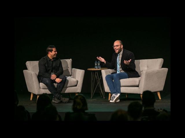 In Conversation with Raphael Bob Waksberg Video Junkee 2017