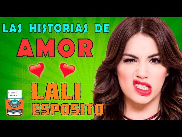 Las Historias de Amor de Lali Esposito 💔💔 Novios de Lali Benjali