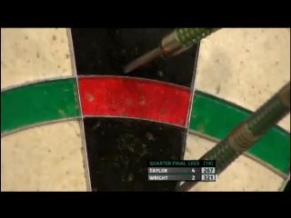 Peter Wright vs Phil Taylor (PDC Unibet Masters 2017 / Quarter Final)