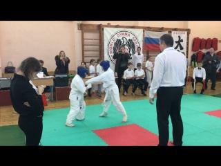 Витин первый бой