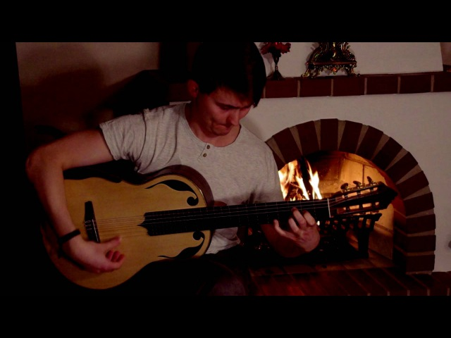 The Lord of the Rings Acoustic Guitar Medley Shire Rohan Gondor by Lukasz Kapuscinski