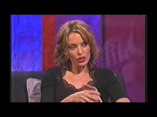 Kylie Minogue - Interview (Frank Skinner 2000)