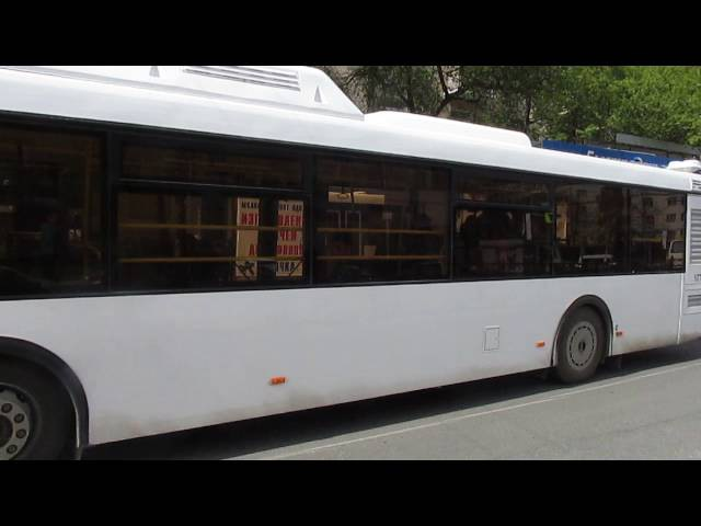ЛиАЗ-5292.67 №1775, госномер А850 МС 750, маршрут №18, г. Екатеринбург