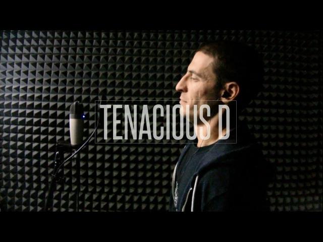 Tenacious D Master Exploder vocal cover