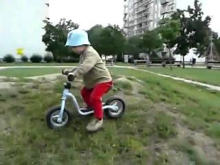 Беговел Puky LR M для детей от 1 года и 8 месяцев