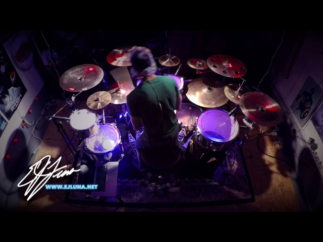 Two Steps From Hell - Victory - Drum Cover by EJ Luna Official