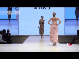 ANITA PASZTOR Full Show Spring 2018 Monte Carlo Fashion Week 2017 - Luxury Fashion World