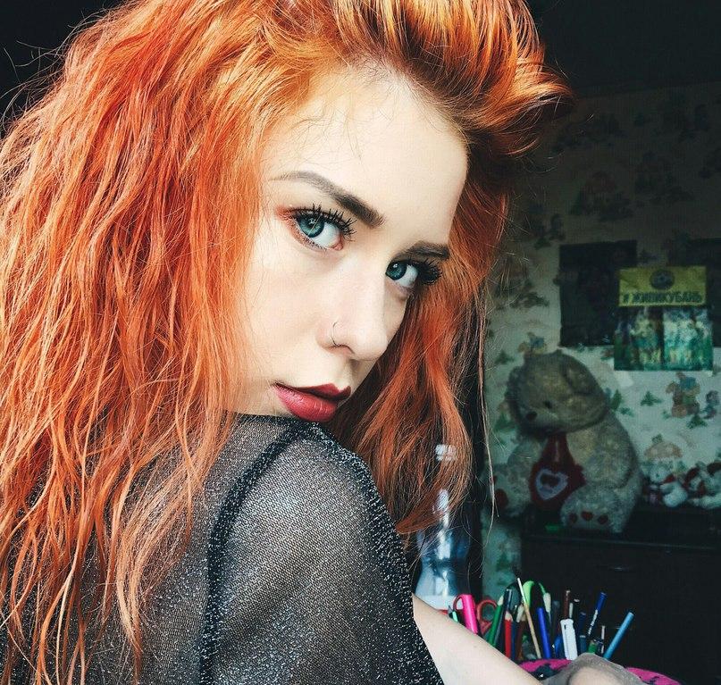 Диана Рыжая Слив