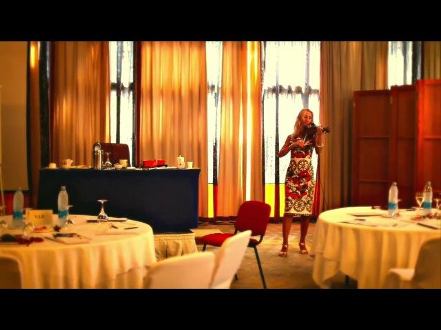 Кипр 2016 Бизнес саммит Алекса Яновского, выступает Виктория Ланская