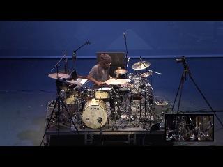 Robert 'Sput' Searight - TamTam DrumFest Sevilla 2016 - Tama Drums - Meinl Cymbals - Evans DrumsHead