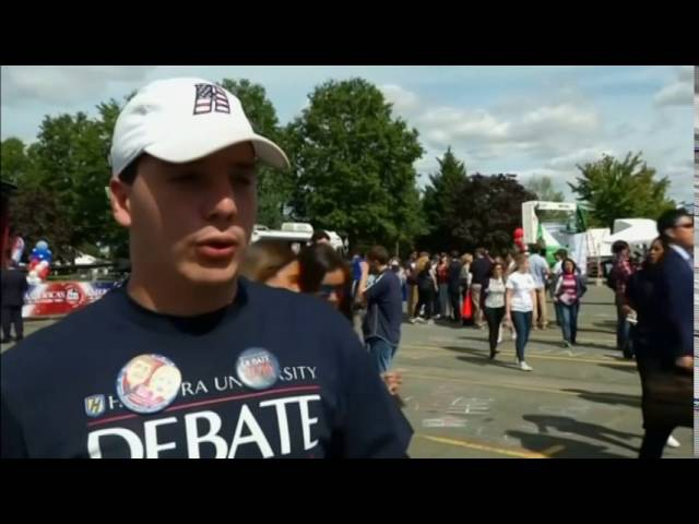 Ameican Students are reacted donald trump | SW NEWS